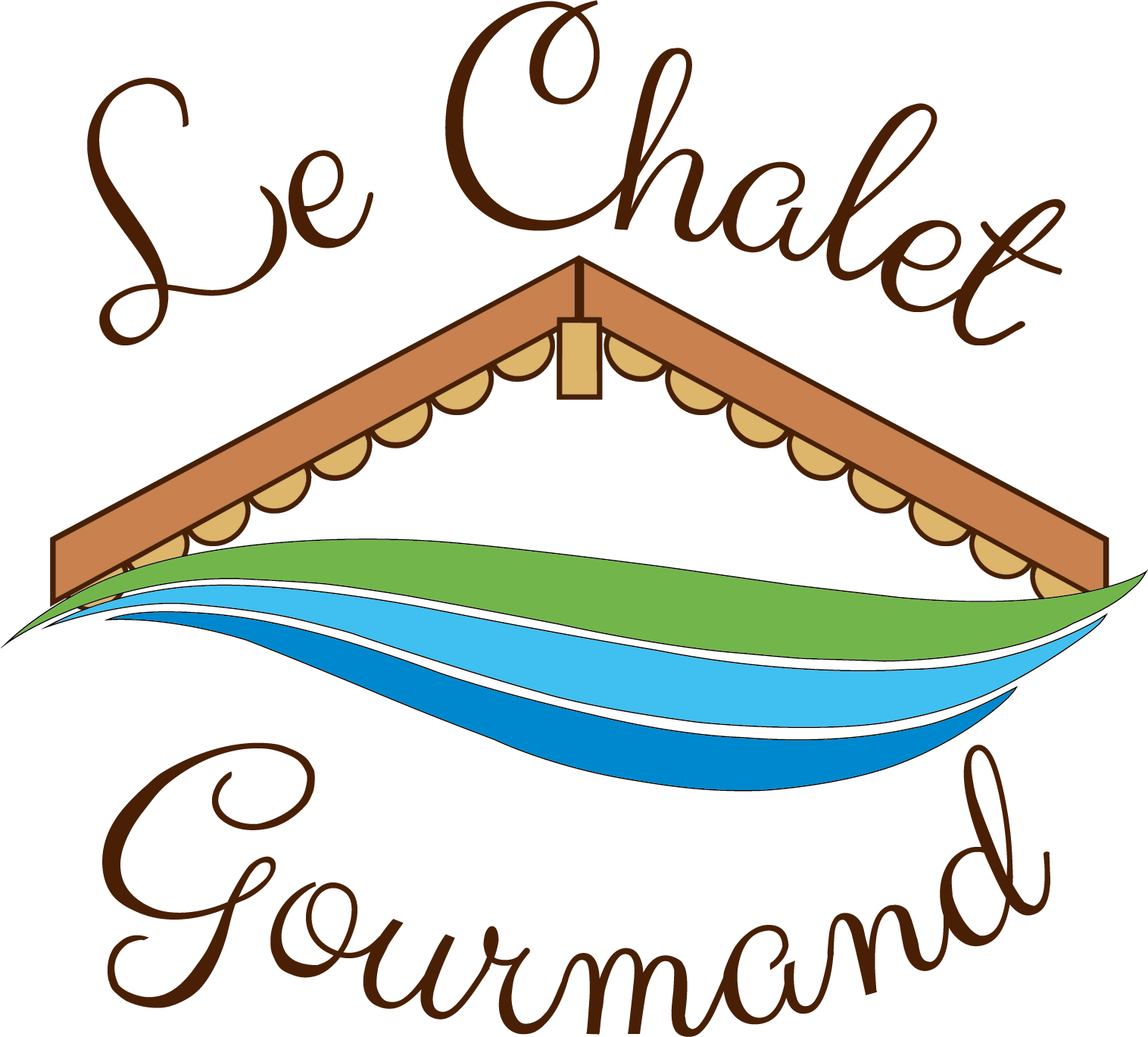 Le Chalet Gourmand - Swingolf de Lavigny